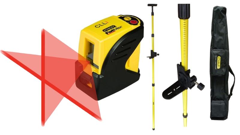 Stanley FatMax CLLi Self Levelling Laser